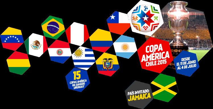 Mainkan Taruhan via Agen Judi Copa America 2015